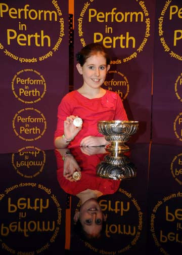 Bríona Mannion - Larg Trophy